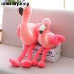Mon-Lapinou-1-pc-25-cm-35-cm-50-cm-peluche-flamant-rose-jouets-peluche-oiseau