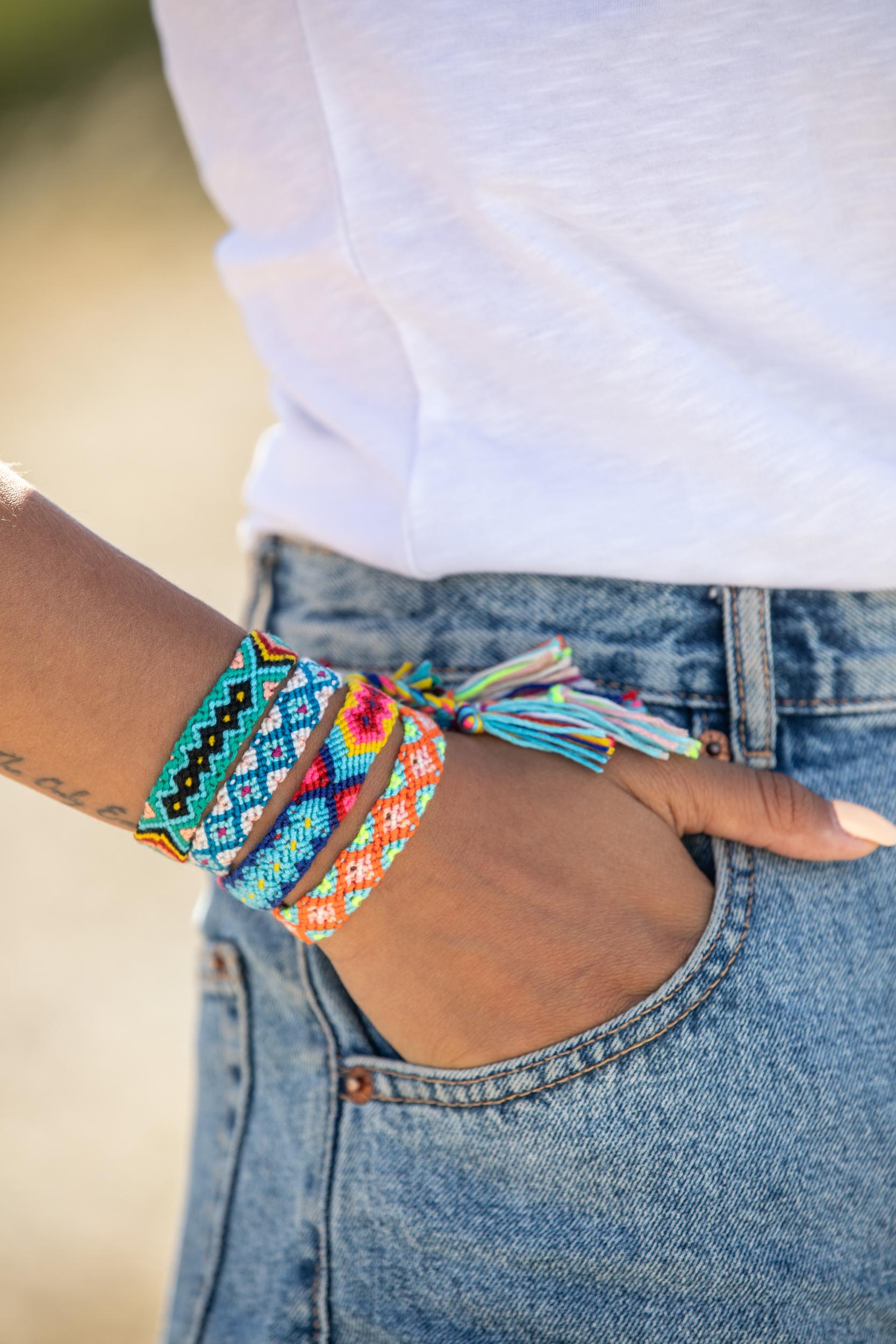 Bracelet Oli Bleu