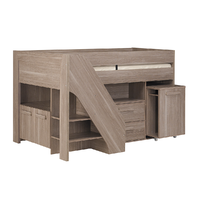 lits junior lit combin petits meubles. Black Bedroom Furniture Sets. Home Design Ideas