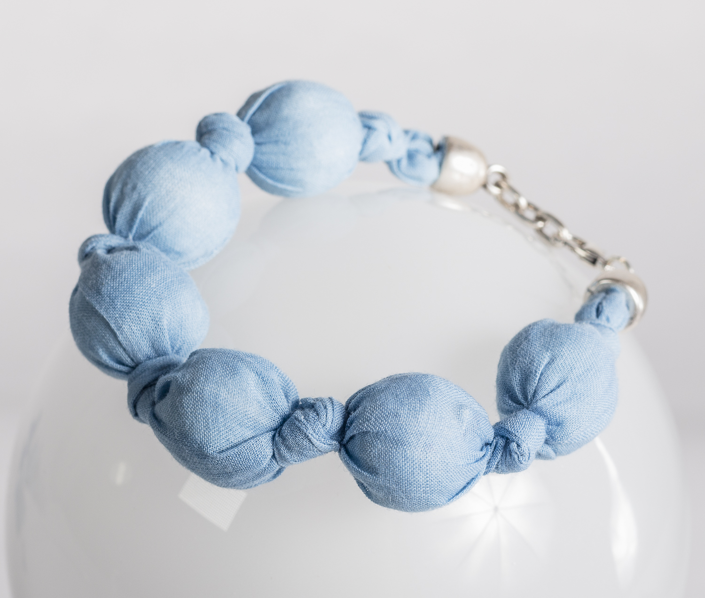 Bracelet boules uni