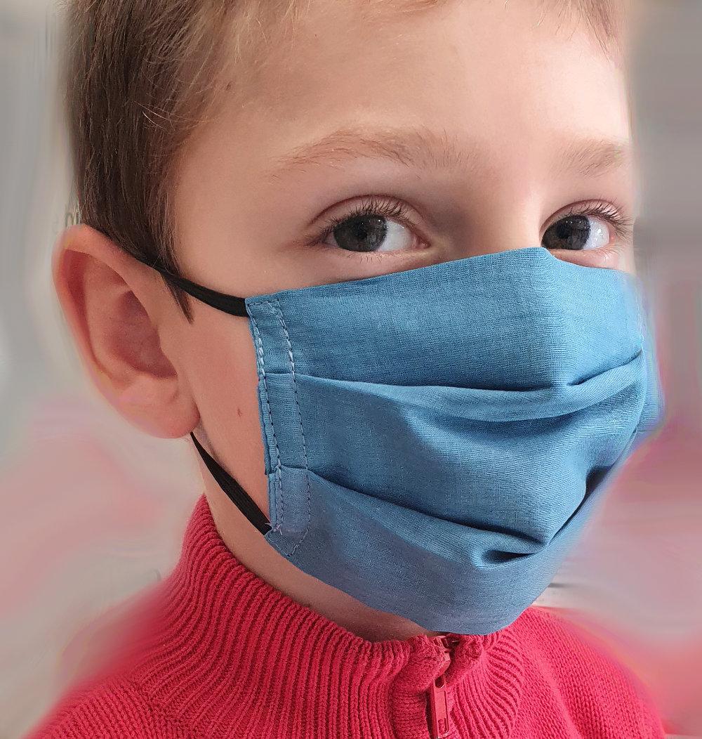 Masque enfant Uni