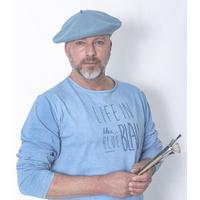 AHPY-Shirt homme coton BIO manches longues Sérigraphie originale