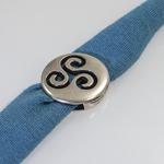 Bracelet triskel femme