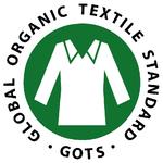 Label GOTS pour chèche coton bio