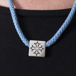 collier croix occitane