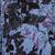 Shodo-poncho graf rose noir