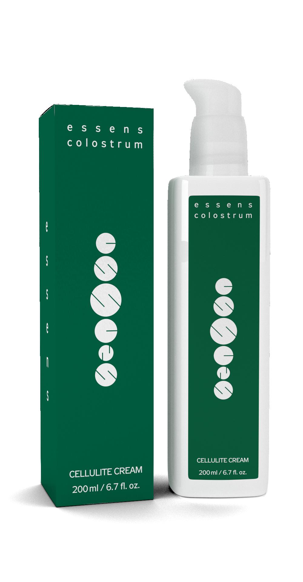 Crème anti-cellulite au colostrum