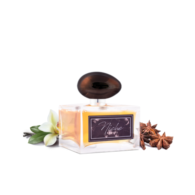 "Parfums de niche ""Brown Graphite"""