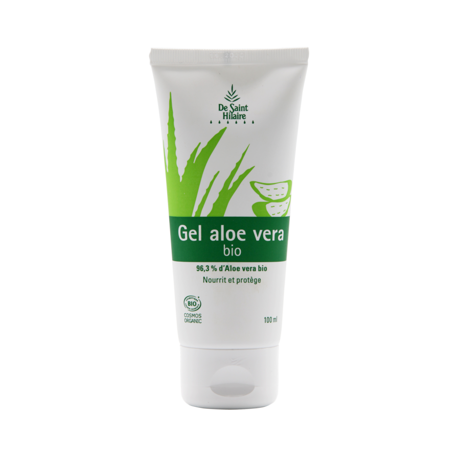 GEL NATIF D\'ALOE VERA BIO - 100 ml