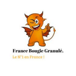France bougie granulé