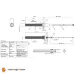 PSX-6-240-B écrou céramique FKK