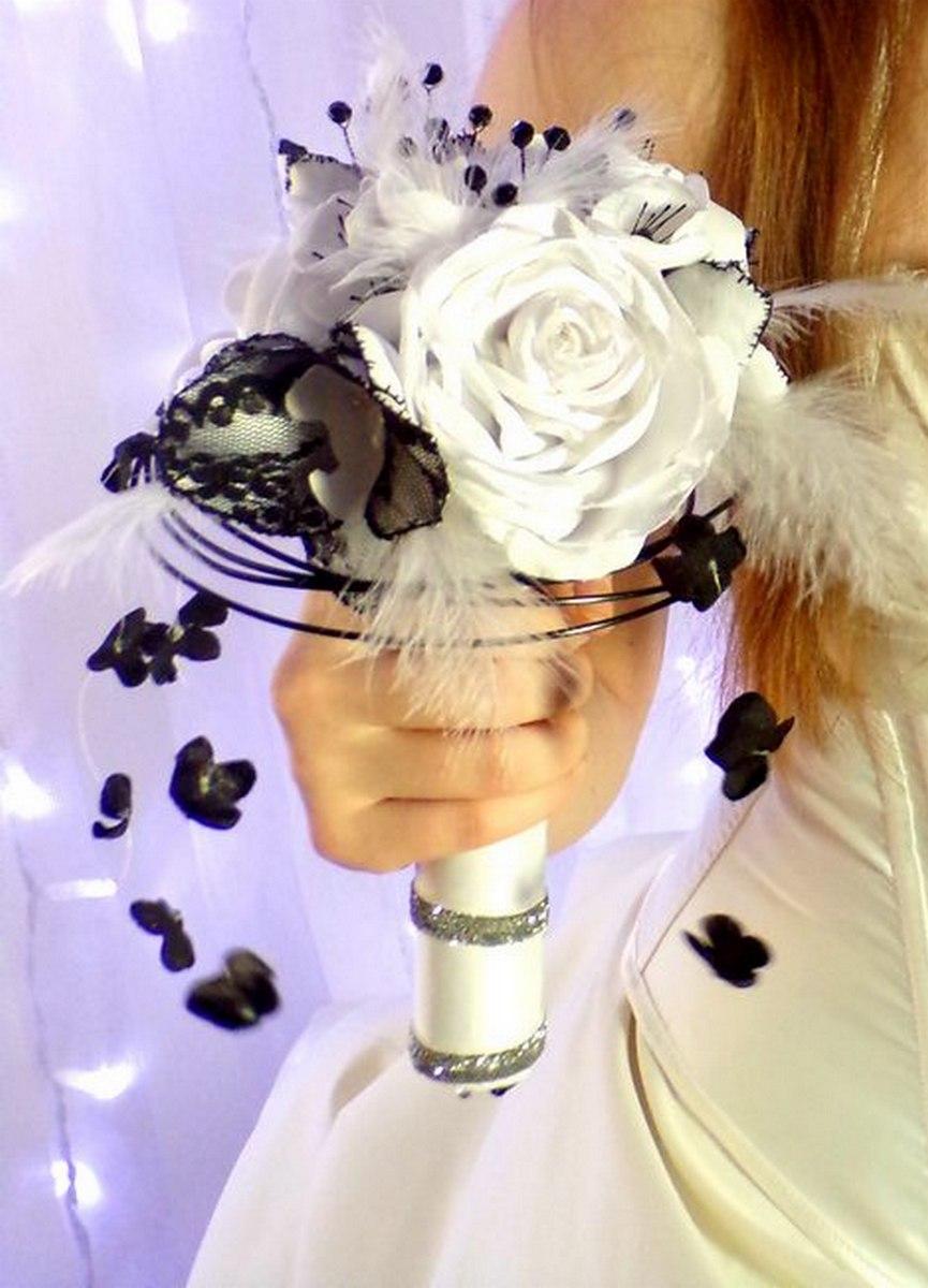 Bouquet De Mariee Orchidee