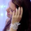 bracelet mariage romantique dentelle de Calais