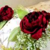 panier fleurs mariage bordeaux champetre