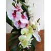 Décoration florale mariage bapteme communion fleurs artificielles