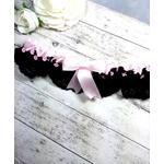 Accessoire de mariée personnalisée dentelle fait main