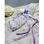 Accessoire de mariée fait main mariage papillon personnalisé