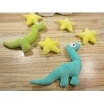 mobile bébé dinosaure nuage étoiles décoration chambre bébé garçon