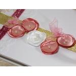 accessoire mariage rose doré fait main personnalisé