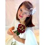 Rose rouge mariage La Belle et la Bête bouquet de mariée