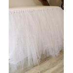table fête nappe tulle blanc baptême mariage anniversaire-min