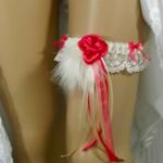 accessoire mariage dentelle ivoire personnalisé