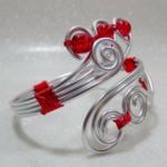 bracelet fil aluminium personnalisé