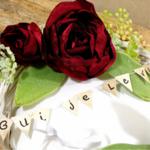 accessoire de mariée bordeaux fleurs