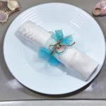 Décoration table coquillage mariage bapteme communion anniversaire
