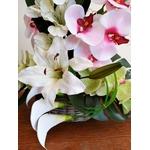 fleurs mariage décoration florale artificielle