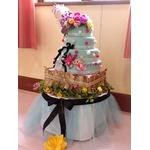 Décoration buffet baptême anniversaire mariage gourmandise