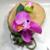 boutonnière marié orchidée mariage fleur