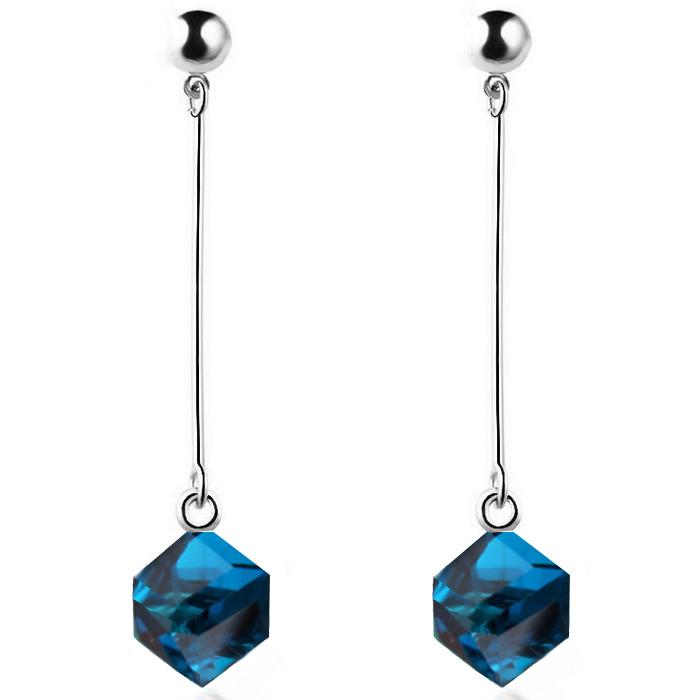 Mode-fine-jewelry-charme-boucles-d-oreilles-avec-des-pierres-multicolore-simple-longue-de-baisse-cube
