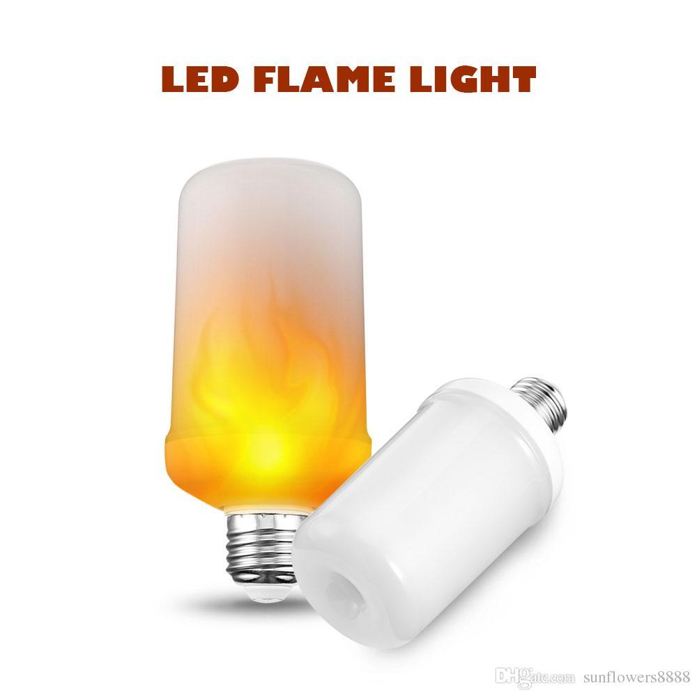 E27 4w Led Flamme De Effet Ampoule CBdWxoer