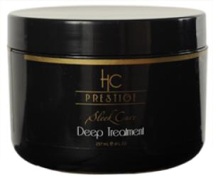 HC Prestige Sleek Cure Deep treatment - 237 ml - Masque à la kératine et aux actifs naturels complexes aux vertus prodigieuses