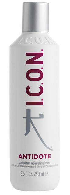 I.C.O.N. Antidote - 250 ml - Crème éclat huile Carthame anti-oxydante sans rinçage