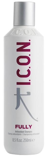 I.C.O.N. Fully shampoo - 250 ml - Shampooing Anti-oxydant Aloé Véra et Acaï