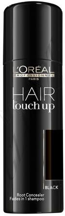 L\'Oréal Professionnel - Hair Touch Up Black - 75 ml - Spray Coloration racines