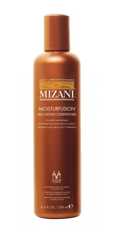 Ajania - Mizani Moisturfusion Silk Cream Conditioner - 250 ml
