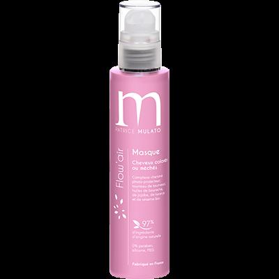 Mulato Flow\'Air - 200 ml - Masque photo-protecteur pour cheveux colorés ou méchés