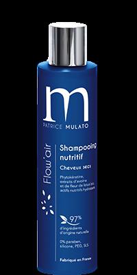 Mulato Flow\'Air - 200 ml - Shampooing nutritif cheveux secs phytokératine
