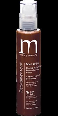 Mulato Soin Repigmentant Ombre Naturelle Reflets Marron (chocolat, caramel) - 200 ml - resplendit toutes les nuances marron