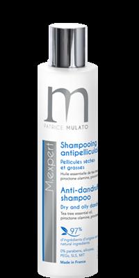 Mulato Shampooing Bio antipelliculaire - 200 ml