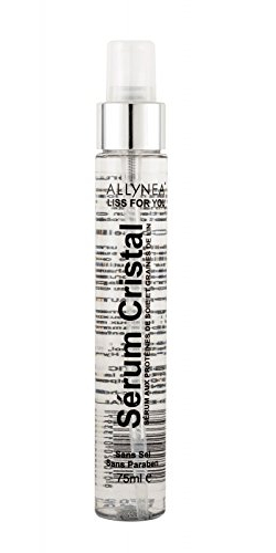 Allynéa Liss For You - Serum Cristal - 75 ml - Sérum beauté protéine de soie et huile de lin