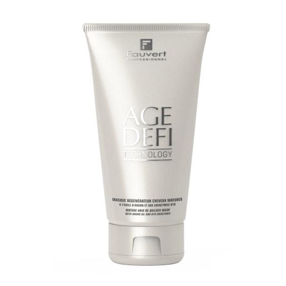 Fauvert - Masque Age Défi Régénérant Q10 - 50 ml - Stimulant cheveux mature