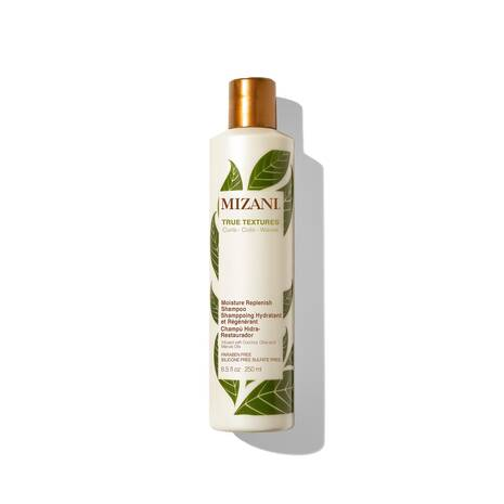Ajania - Mizani True Textures Moisture Replenish Shampoo - 250 ml