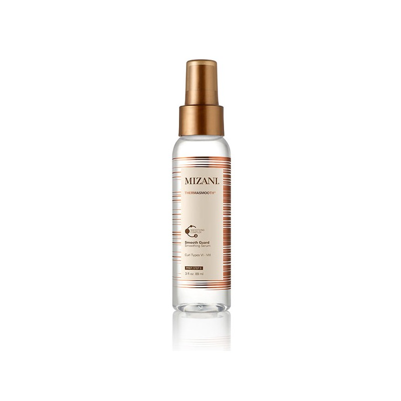 Mizani Thermasmooth smooth Guard sérum - 89 ml - A l\'huile de coco protecteur contre la chaleur