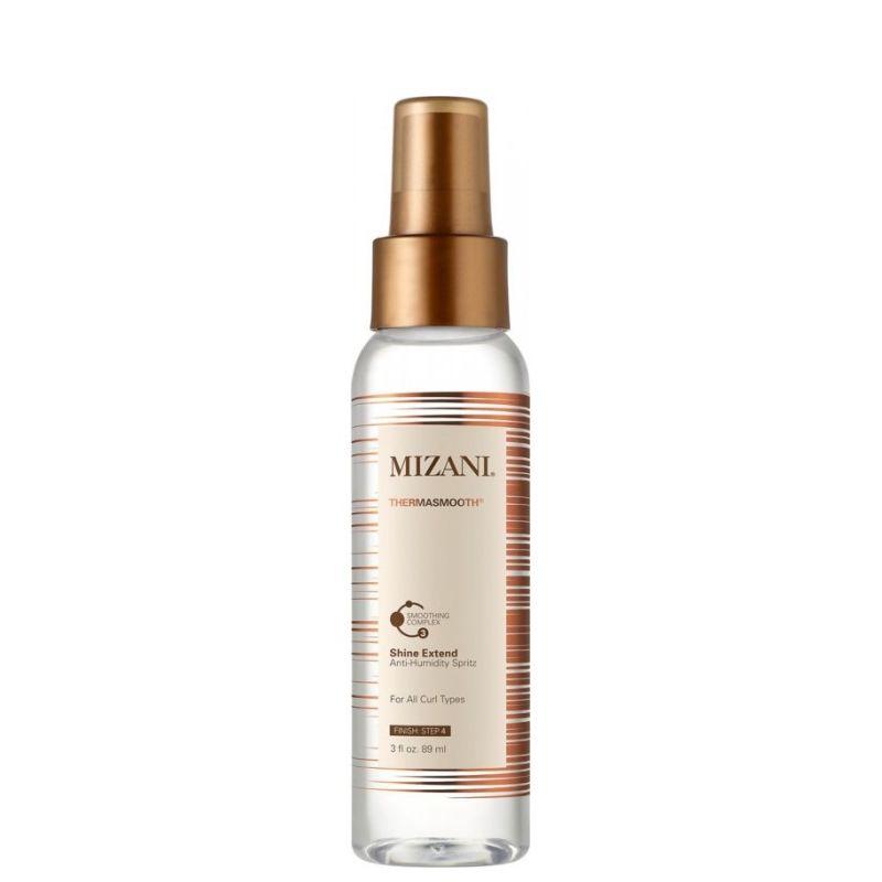 Mizani Thermasmooth Shine Extend - 89 ml - Spray à l\'huile de Coco pour une finition parfaite