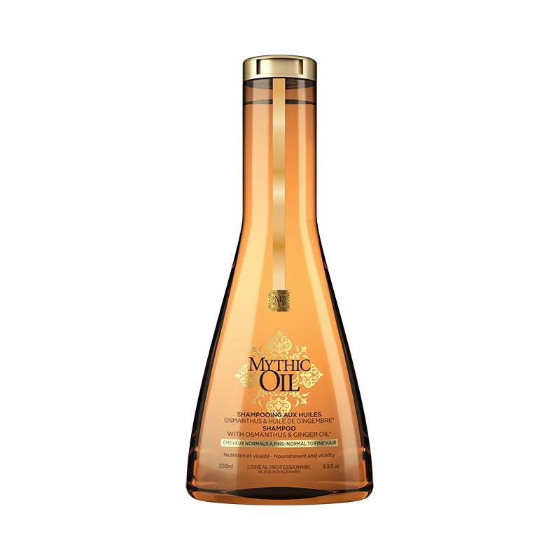 L\'Oréal Professionnel - Mythic Oil Shampoo - 250 ml - Extrême douceur