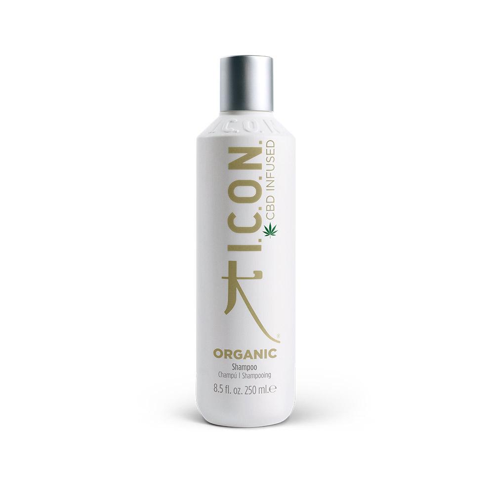 I.C.O.N. Organic shampoo - CBD Infused- 250 ml - Cannabidiol Therapy